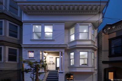 San Francisco Multi Family Home For Sale: 4674 4674A 18th St