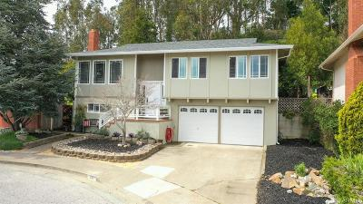 Pacifica CA Single Family Home For Sale: $1,175,000