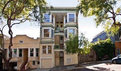 Multi Family Home For Sale: 3223 Folsom St