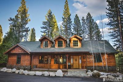 Plumas County Single Family Home For Sale: 358 Gold Nugget Ln