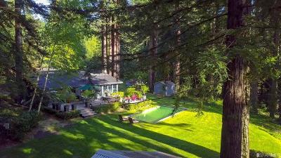 Sonoma County Single Family Home For Sale: 12454 Fiori Ln