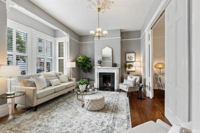 San Francisco Condo/Townhouse For Sale: 3027 Buchanan St