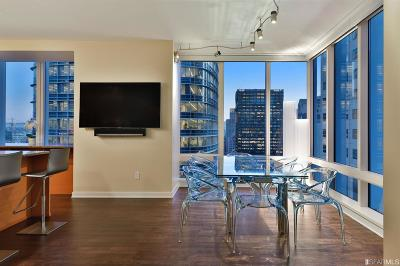 Condo/Townhouse For Sale: 301 Mission St #28A