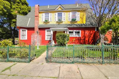 Solano County Single Family Home For Sale: 905 Ohio St