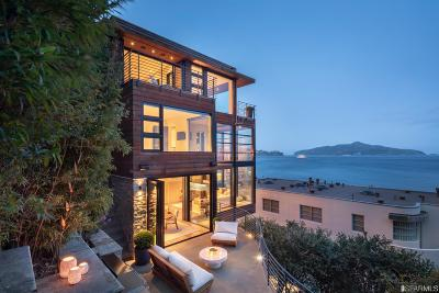 Marin County Condo/Townhouse For Sale: 525 Bridgeway Ave