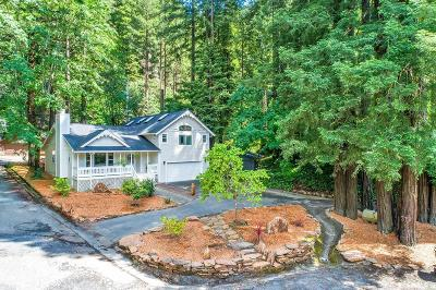 Sonoma County Single Family Home Contingent - Show: 15003 Merry Ln