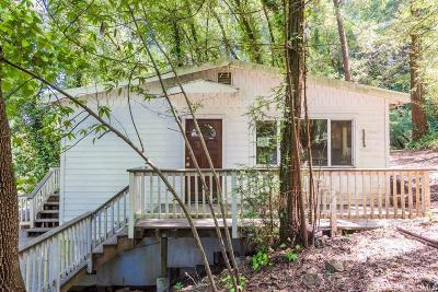 Sonoma County Single Family Home For Sale: 100 Scenic Dr