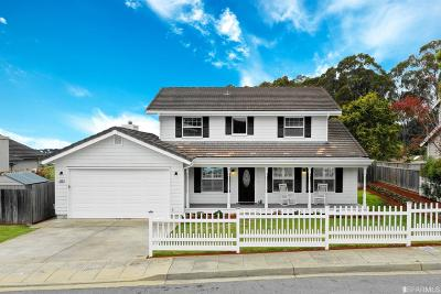 Half Moon Bay Single Family Home For Sale: 688 Silver Ave