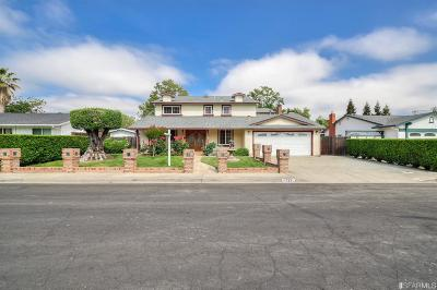 Contra Costa County Single Family Home For Sale: 1723 Curletto Dr