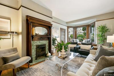 San Francisco County Condo/Townhouse For Sale: 1261 Filbert St