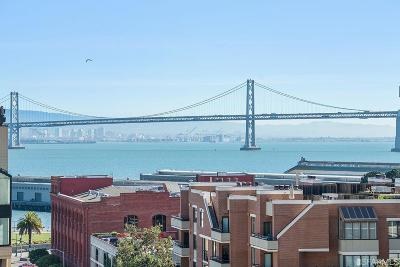 San Francisco County Condo/Townhouse For Sale: 220 Lombard St #823