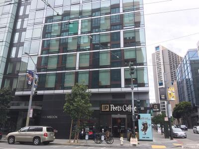 San Francisco Condo/Townhouse For Sale: 1400 Mission St #1306