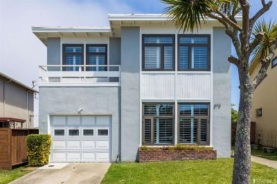 Pacifica CA Single Family Home Contingent - Show: $1,028,000