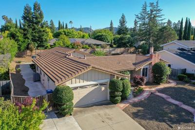 Contra Costa County Single Family Home For Sale: 3315 Inverness Dr