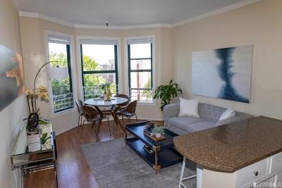 San Francisco Condo/Townhouse For Sale: 1325 Divisadero St #301