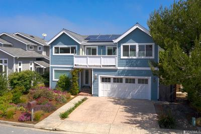 Half Moon Bay Single Family Home Contingent - Show: 251 Granelli Ave