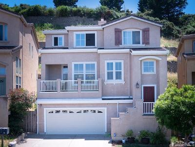 Daly City Single Family Home For Sale: 329 Bay Ridge Dr