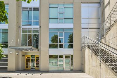 San Francisco Condo/Townhouse For Sale: 301 Bryant St #D11