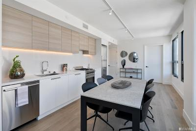 San Francisco County Condo/Townhouse For Sale: 719 Larkin St #503