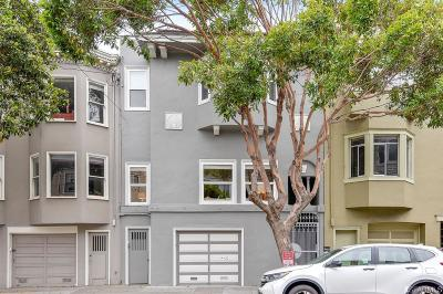 San Francisco County Condo/Townhouse For Sale: 169 Parnassus Ave