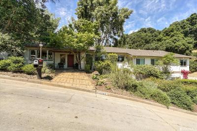 Santa Clara County Single Family Home For Sale: 11387 Lindy Pl