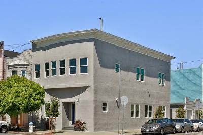 Condo/Townhouse For Sale: 2999 Harrison St