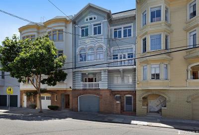 San Francisco Multi Family Home For Sale: 2339 Jones St