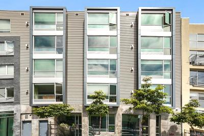 San Francisco Condo/Townhouse For Sale: 788 Minna St #404