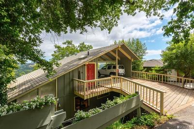 Marin County Single Family Home Contingent - Show: 18 Spruce Ave