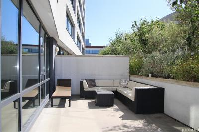 San Francisco Condo/Townhouse For Sale: 250 King St #406