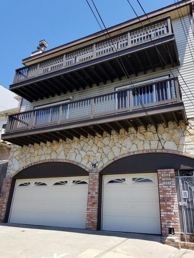 Multi Family Home For Sale: 1333 1337 De Haro St