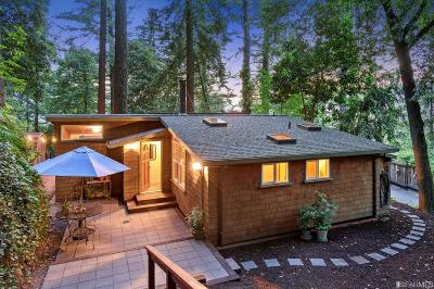 Sonoma County Single Family Home Contingent - Show: 11432 Terrace Dr