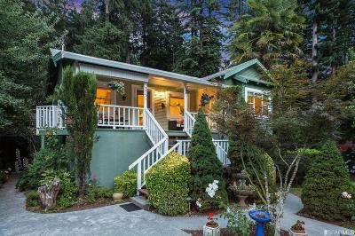 Sonoma County Single Family Home For Sale: 16661 Center Way