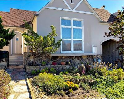 San Francisco County Single Family Home For Sale: 2340 28th Ave