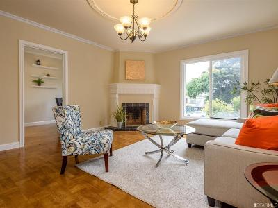 San Francisco County Single Family Home For Sale: 2036 Alemany Blvd