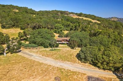 Solano County Single Family Home For Sale: 5337 Suisun Valley Rd
