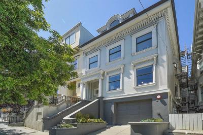 Condo/Townhouse For Sale: 3042 Jackson St #1