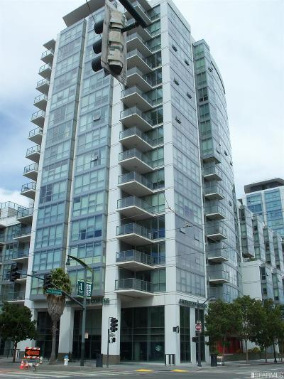 Condo/Townhouse For Sale: 435 China Basin St #320