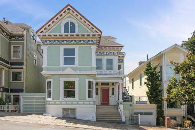 Multi Family Home For Sale: 2505 Gough St