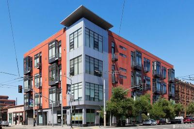 San Francisco Condo/Townhouse Contingent - Show: 200 Townsend St #16