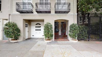 Condo/Townhouse For Sale: 3037 Van Ness Ave #2