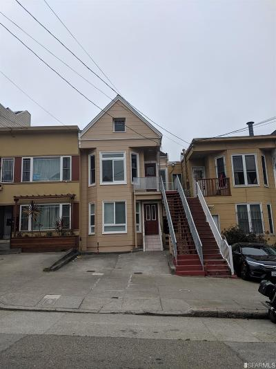 Multi Family Home For Sale: 215 6th Ave