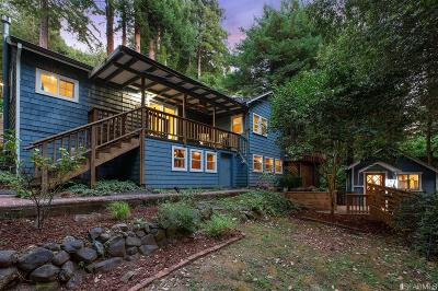 Sonoma County Single Family Home For Sale: 21825 Monte Vista Ter