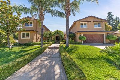 Contra Costa County Single Family Home For Sale: 208 El Molino Dr