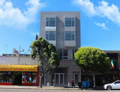 Multi Family Home For Sale: 5617 Geary Blvd