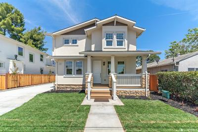 Alameda County Single Family Home For Sale: 736 N P Street
