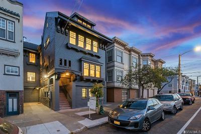 Multi Family Home For Sale: 435 437 Cabrillo St