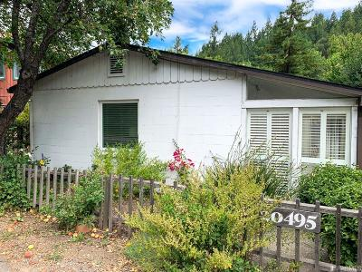 Sonoma County Multi Family Home For Sale: 20495 Highway 116