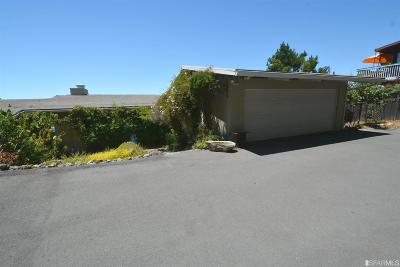 Marin County Single Family Home For Sale: 1806 Lagoon View Dr