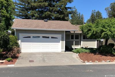 Sonoma County Single Family Home For Sale: 1125 Hillside Dr